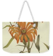 Mutisia Decurrens Weekender Tote Bag