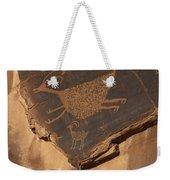 Mv Petroglyph 7364 Weekender Tote Bag