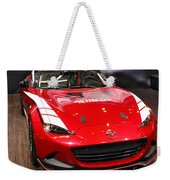 Mx5 Race Car Weekender Tote Bag