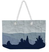 My All Your Base Are Belong To Us Meets X-files I Want To Believe Poster  Weekender Tote Bag