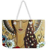 My Angel Modern Icon Weekender Tote Bag