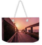 My Atlantic Dream -the Boardwalk  Weekender Tote Bag