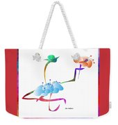 Your Chariot Awaits Weekender Tote Bag