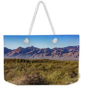 My Catalina Mountains Weekender Tote Bag
