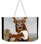 My Deer Shepherdess Weekender Tote Bag