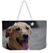 My Dog Ubu Weekender Tote Bag