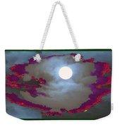 My Dream Moon Moonshine Sky Weekender Tote Bag