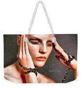 My Eyes Weekender Tote Bag