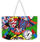 My Eyes Weekender Tote Bag