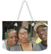 My Family  Weekender Tote Bag