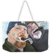 My Father Weekender Tote Bag
