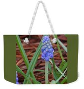 My First Bluebells Weekender Tote Bag