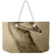 My Friend Emu Weekender Tote Bag
