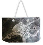My Friend The Octopus Weekender Tote Bag