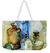My Glass Collection II Weekender Tote Bag