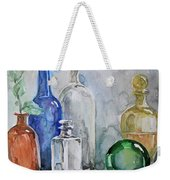 My Glass Collection IIi Weekender Tote Bag