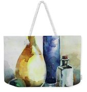 My Glass Collection Iv Weekender Tote Bag