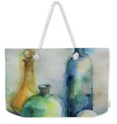 My Glass Collection V Weekender Tote Bag