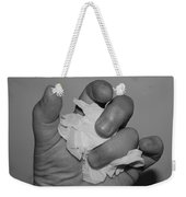 My Hand By Hans Weekender Tote Bag
