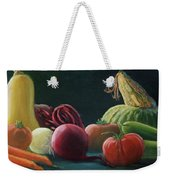 My Harvest Vegetables Weekender Tote Bag