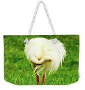 My Heart Baby Ostrich  Weekender Tote Bag