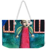 My Heart Is Full Of Consolation Weekender Tote Bag