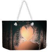 My Heart Is On The Moon Weekender Tote Bag