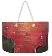 My Hill Painting Weekender Tote Bag