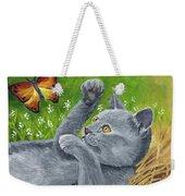 My Kitty Weekender Tote Bag