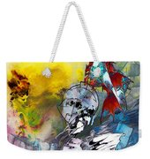 My Knight In Shining Armour Weekender Tote Bag