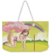 My Little Pony Weekender Tote Bag by TortureLord Art
