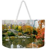 My Manhattan Weekender Tote Bag