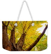 My Maple Tree Weekender Tote Bag