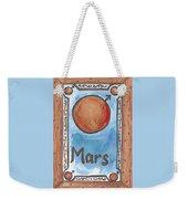 My Mars Weekender Tote Bag