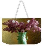 My Mother's Lilacs Weekender Tote Bag