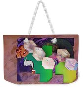 My Mouth Weekender Tote Bag
