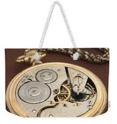 My Old Pocket Watch Weekender Tote Bag