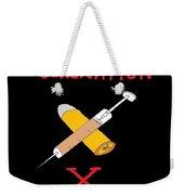 My Opinion Weekender Tote Bag