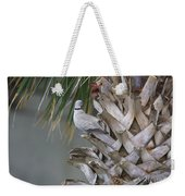 My Own Palm Tree Weekender Tote Bag