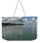 My Pelicans Weekender Tote Bag