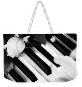 My Piano Weekender Tote Bag