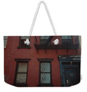 My Pops First Home In The United States Weekender Tote Bag