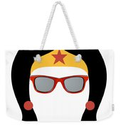 My Red Glasses Weekender Tote Bag