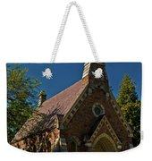 My Redeemer Lives Church Weekender Tote Bag