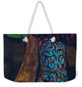 My Ride Home After The Dance Weekender Tote Bag by Frances Marino