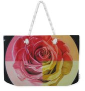 My Rose Weekender Tote Bag