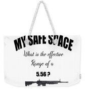 My Safe Space Weekender Tote Bag