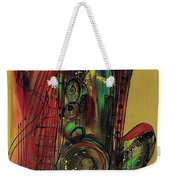 My Sax My Way Weekender Tote Bag