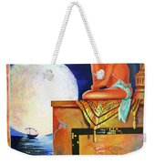 My Ship Is Coming In Weekender Tote Bag