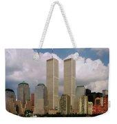 My Skyline Weekender Tote Bag by Joann Vitali
